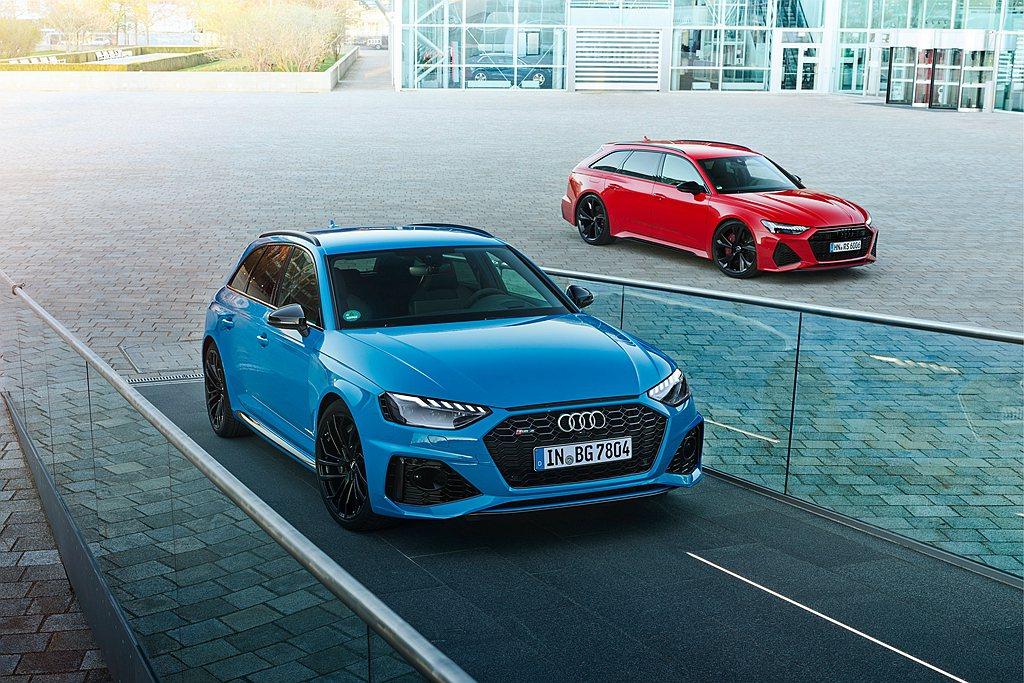 Audi去年全球銷售成績出爐,不僅微幅衰退且也沒有突破200萬輛。 圖/Audi...