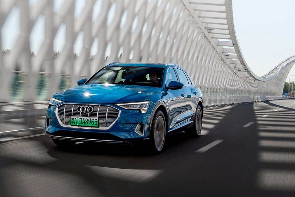 Audi在中國市場以及電動車全球銷售都相當出色,繳出5.4%、79.5%的成長佳...