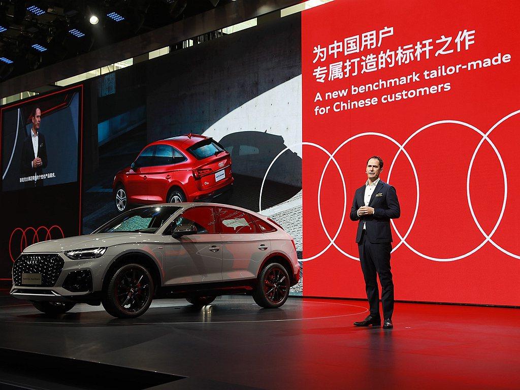 2020年中國市場(包括香港)對Audi的需求也是前所未見,不僅去年第四季創下新...
