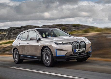 BMW iX電動休旅居然延至2022年生產?