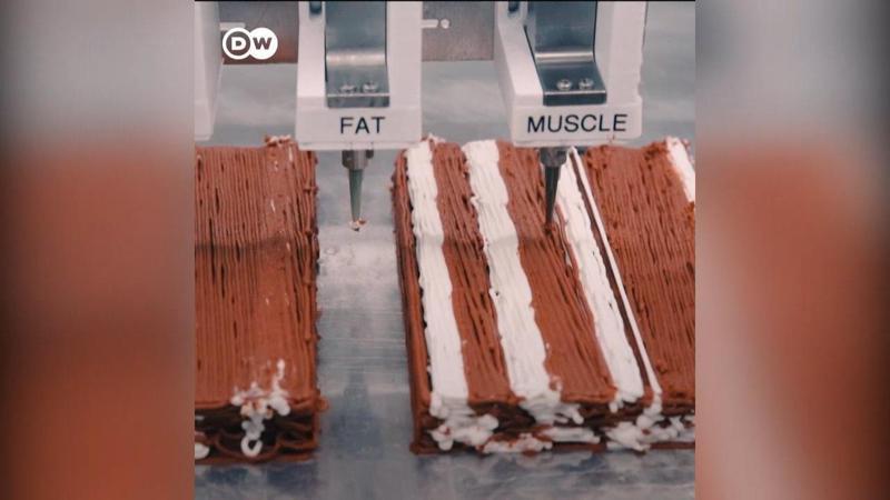 越来越多的高科技企业关注到了消费者的这些顾虑,纷纷研发出各种仿制肉。图/德国之声(photo:UDN)