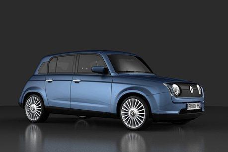 經典雷諾Renault 4將重生!變身復古電動車