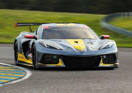 職業車手透露:新世代Corvette Z06就是一輛賽車!