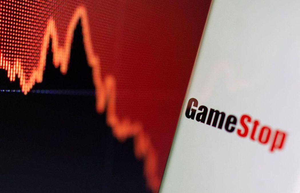 GameStop軋空事件,讓全球投資人驚奇。圖/路透社
