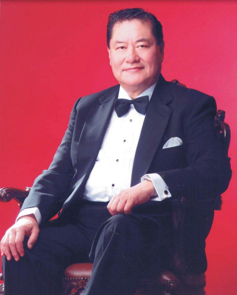 歷任要職的前外交部政務次長王飛10日深夜病逝溫哥華,享壽83歲。中央社(王飛兒子王建棟提供)