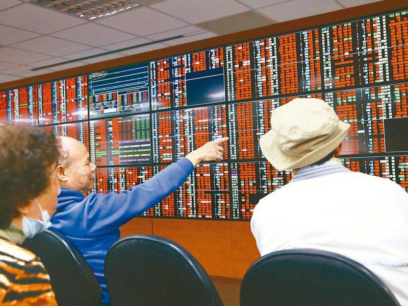若國際市場沒特別事件發生,預料2月下旬後將由消費、內需股主導台股盤勢,投資人可在新春期間研究這類股票。 圖/聯合報系資料照片