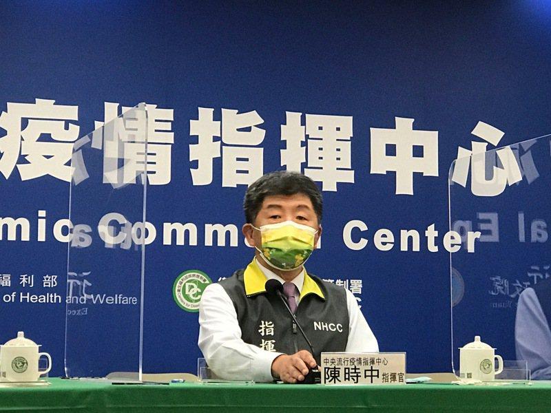 越南新增4例境外移入新冠肺炎病例,其中1人來自台灣,指揮中心指揮官陳時中表示,「偽陽性」是一個可能,也可能是到了當地之後感染,另也不能排除台灣有無症狀感染者。記者黃惠群/攝影