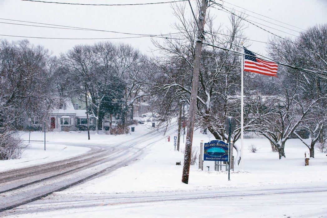 北極寒流正「縱掃」全美,不僅撼動美國能源市場,也可能衝擊美國能源與農產品生產。圖...