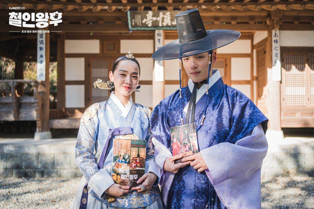 由申惠善、金正賢主演的tvN週末劇《哲仁王后》,14日播出的大結局創下自身收視新