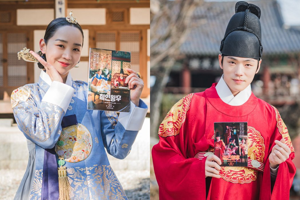 由申惠善、金正賢主演的tvN週末劇《哲仁王后》,最終回達到17.4%收視率。 圖...