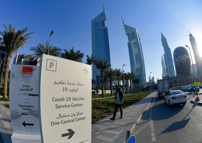 杜拜国际机场营运业者表示,由于新冠肺炎疫情重创全球旅游业,这个中东最繁忙机场去年客运量剧减7成,约仅2590万人次。 图/法新社(photo:UDN)