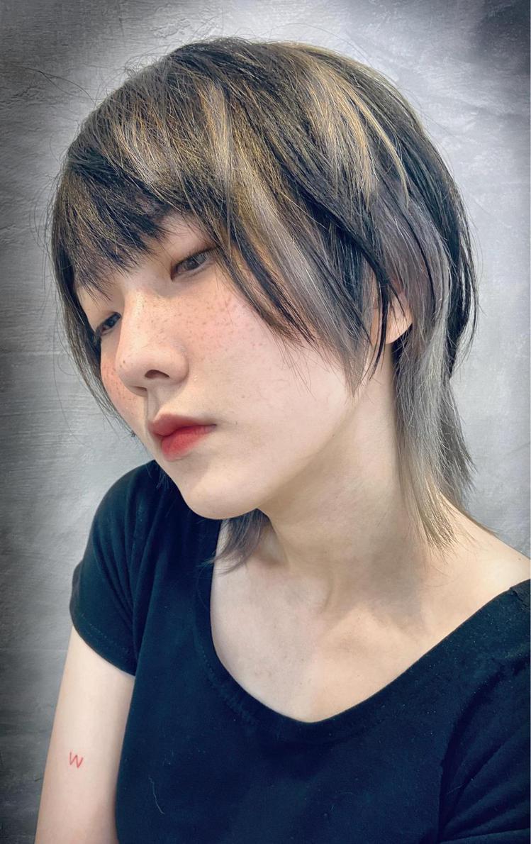 髮型創作/RAW原生髮廊 / 黃打,圖/StyleMap美配提供