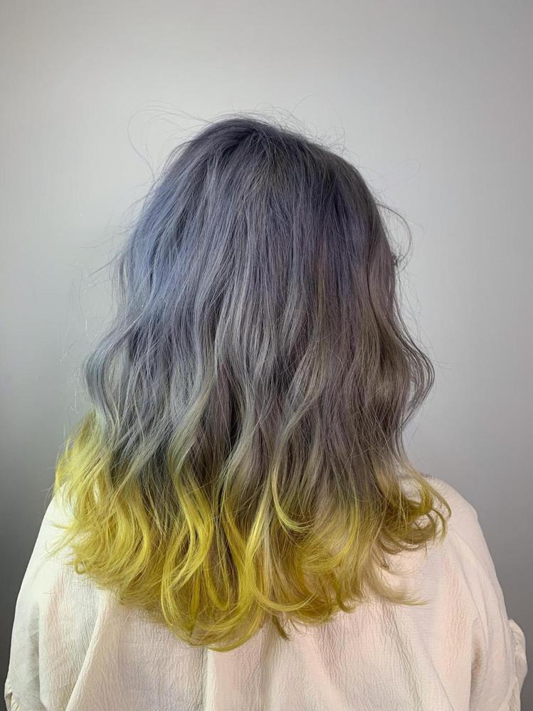 髮型創作/KOMM Hair salon / BELLA 李軒,圖/StyleM...
