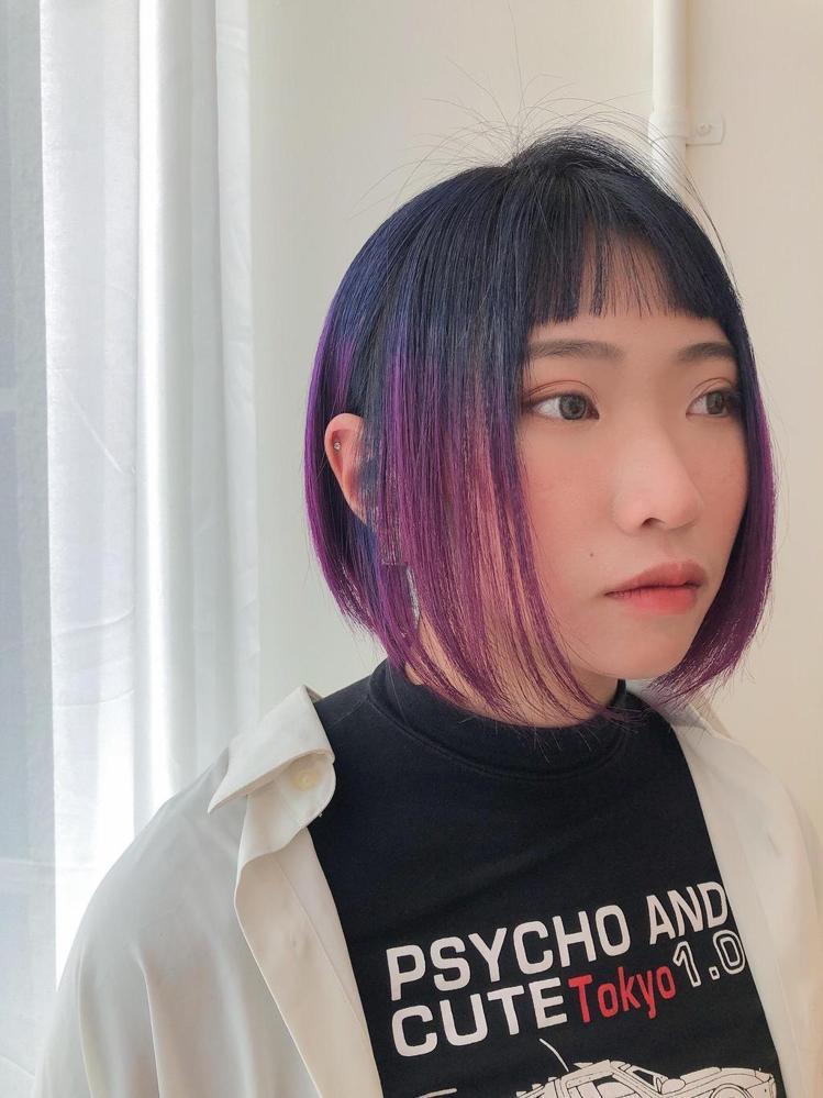 髮型創作/HIVE2 HAIR SALON / HIVE•谷桃,圖/StyleM...