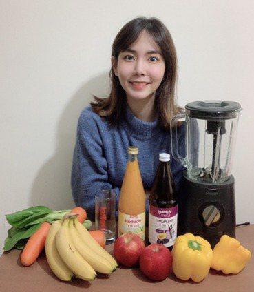 泰宗生物科技股份有限公司營養師張宇平表示,調整作息飲食,能恢復身心健康。 張宇平...