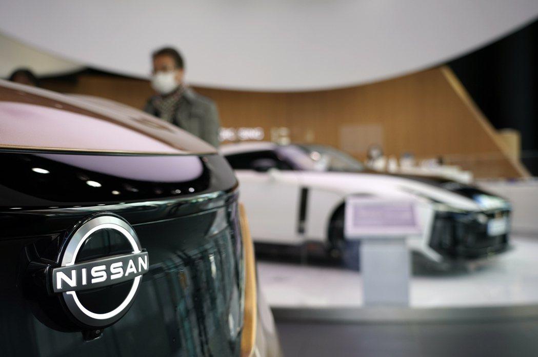 蘋果公司傳出近幾個月曾與日產汽車接觸,商討自駕車項目結盟事宜。(歐新社)