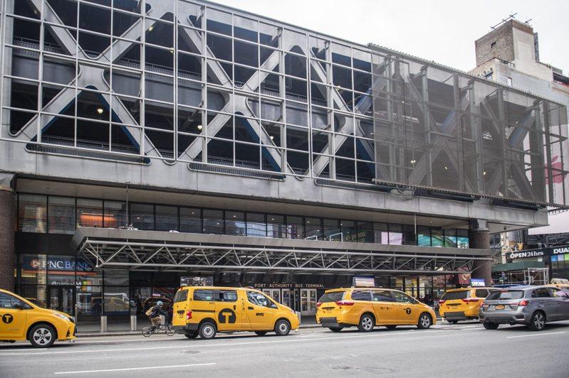 官员经过多年讨论,终于敲定翻修已有七十年历史的纽约公车总站。(纽约时报)(photo:UDN)
