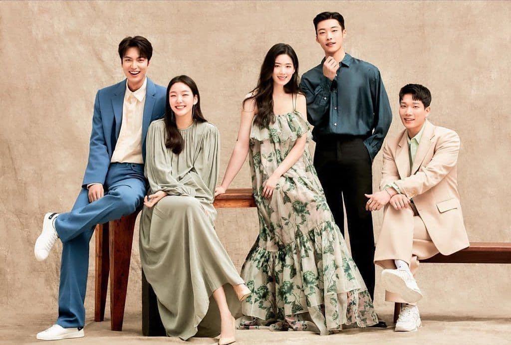 韓劇「The King:永遠的君主」。 圖/擷自IG