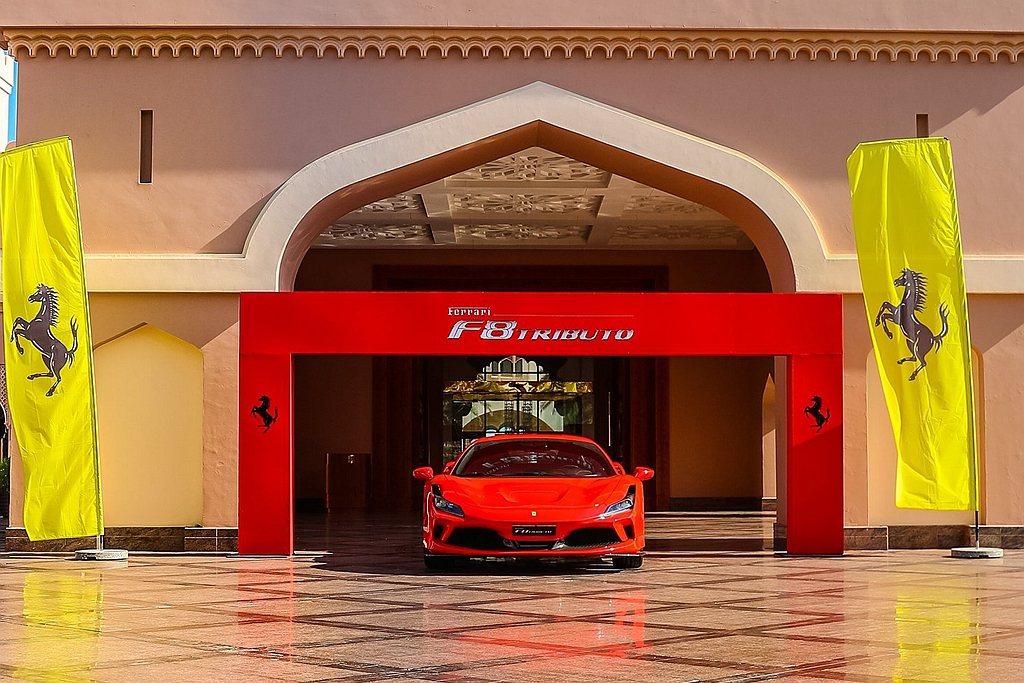 義大利超跑法拉利(Ferrari)去年也受到疫情影響銷售、營收皆下滑,但驚人的還...