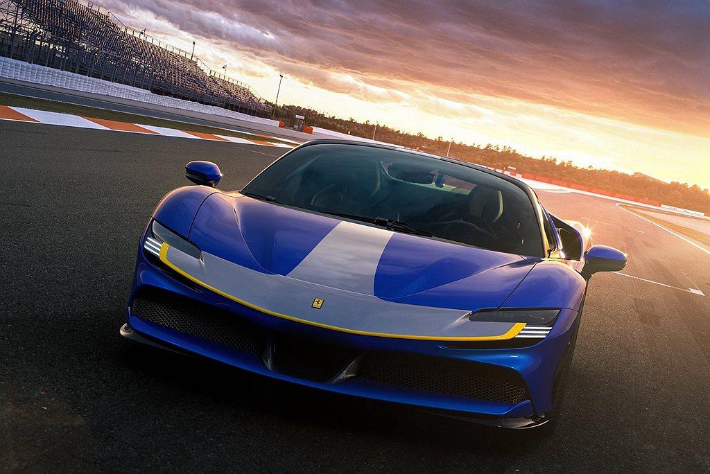 倘若這是Ferrari N.V.未來的銷售策略,那今年中國、香港與台灣的買家,就...