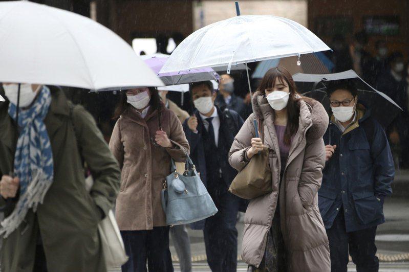 日本17日開打新冠疫苗。圖/美聯社
