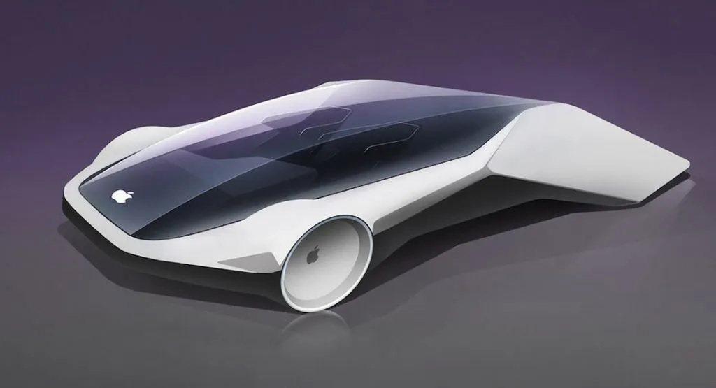 Apple Car和多家車廠的協商近月來已經停滯。 摘自Carscoops