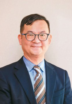 台灣人壽協理許清豪。記者曾吉松/攝影