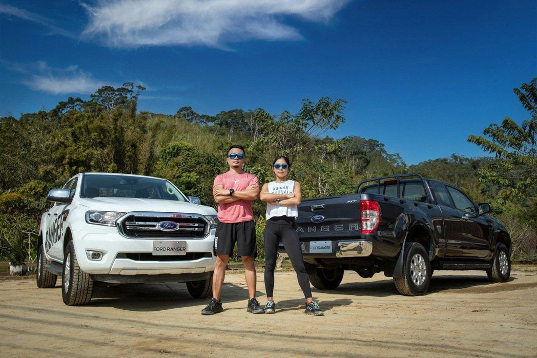 Ford Ranger不僅是美式皮卡的代表,也是專業健身教練眼中最佳的訓練夥伴,...