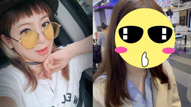 王彩樺有正妹女兒們。圖/擷自臉書