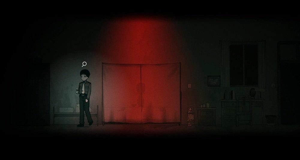 遊戲中常常會觸發輕微的Jump Scare,會搭配聲響或是燈光出現,的確會讓人心...