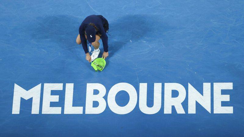 澳網最後4天賽事將迎接球迷回歸。 美聯社