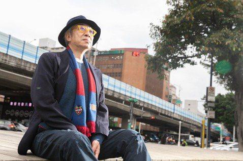 身為八〇年代的文化潮流領頭羊,倪重華如今仍相當關注各種新脈動。攝影/陳立凱
