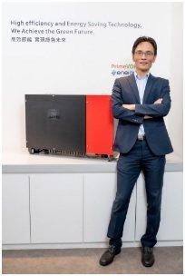 新望公司總經理莊錦明。 新望/提供