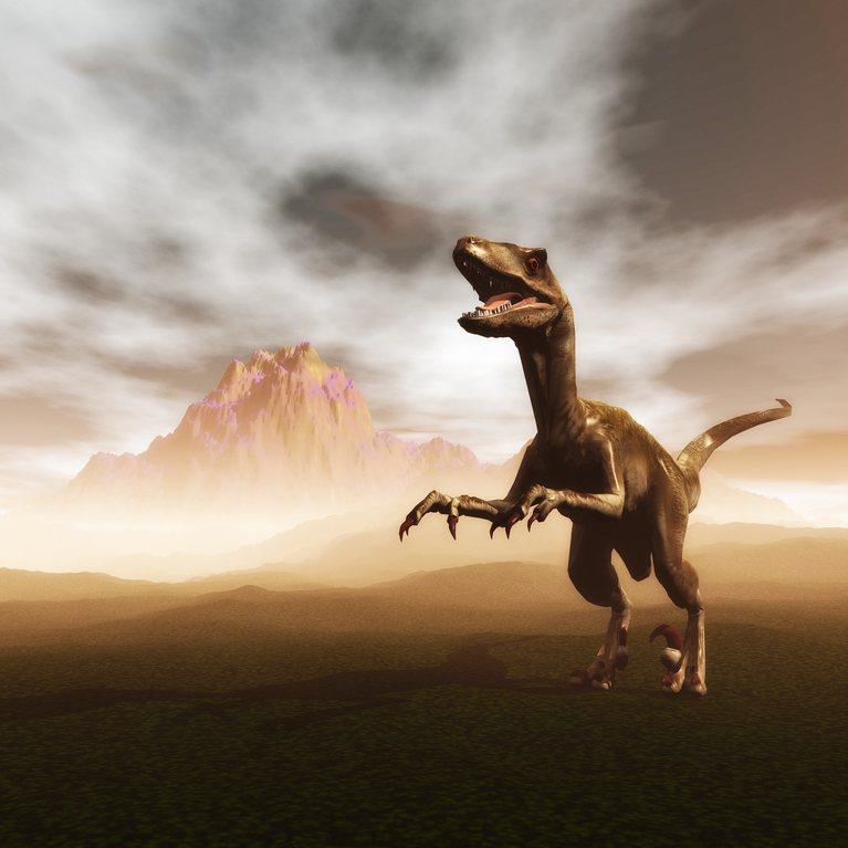 一颗巨大星体于6600万年前撞上现在的墨西哥外海,引发酿成巨灾的「冲击性寒冬」,最后导致恐龙在内的地球上3/4物种灭绝。示意图/Ingimage(photo:UDN)