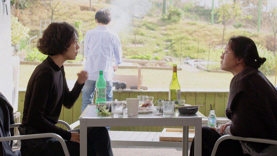 《逃亡的女人》劇照。 圖/Daum Movie