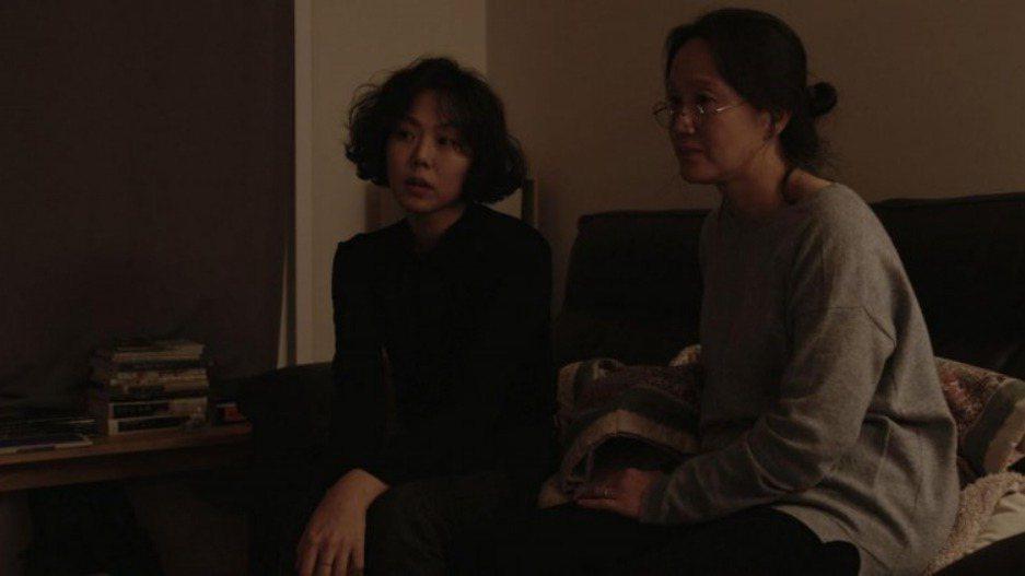 《逃亡的女人》劇照。 圖/可樂電影