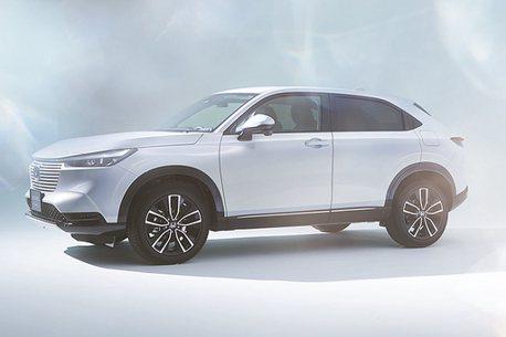 率先進入次世代設計語彙!大改款Honda HR-V(Vezel)首度亮相