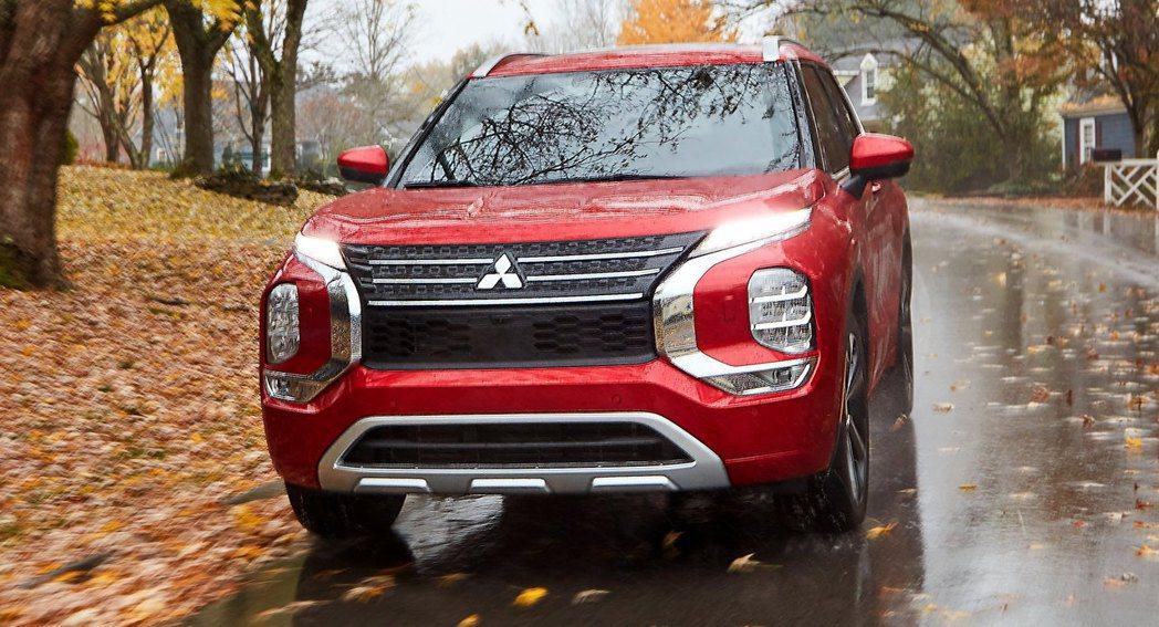 在4WD車型上仍然使用Mitsubishi本家S-AWC系統。 圖/Mitsub...