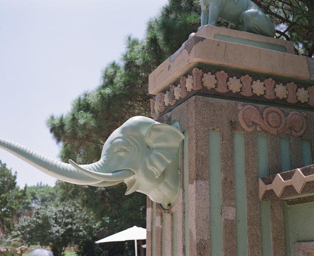 改造後的新竹動物園令人耳目一新。 圖/鄭弘敬攝影