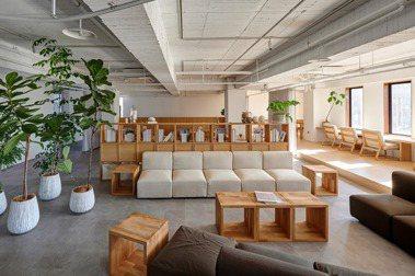 森Space + MUJI 聯手打造共享空間,斜槓人在新竹更有彈性