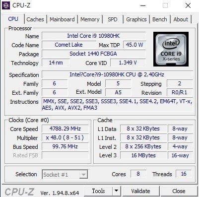 Predator Helios 700採英特爾第10代Intel Core i9...