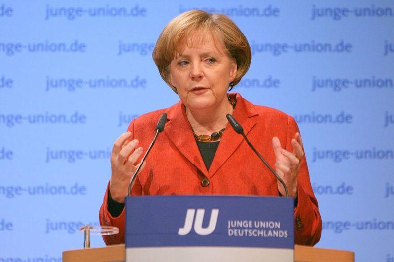 德國總理梅克爾呼籲伊朗,不要在核協議最樂觀的時機搗亂。(Photo by Jacques on Wikimedia under CC 3.0)