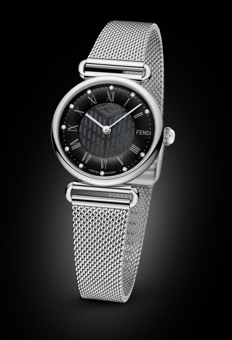 FENDI Timepieces Palazzo系列29毫米腕表,42,400元...