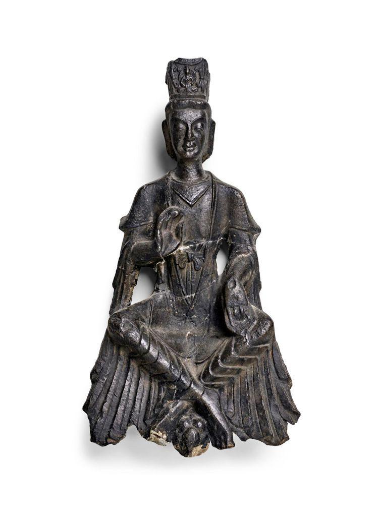 「中國書畫與工藝精品」拍賣呈獻Marilynn B. Alsdorf家族珍藏的北...