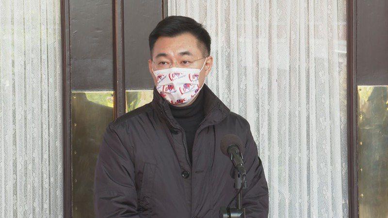 國民黨主席江啟臣入選美國「時代」雜誌(TIME)未來世代百大人物。記者龔盈全/攝影