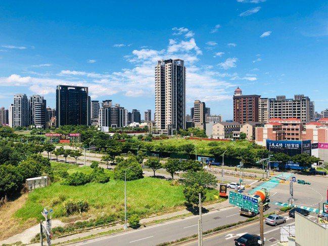 青埔。圖/台灣房屋提供
