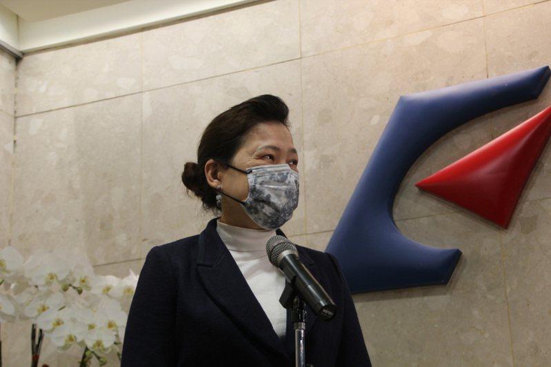 王美花受訪表示,自己也是今天才看到報導,並表示尚未收到信,也確認外館尚無收到信件。記者鍾泓良攝影
