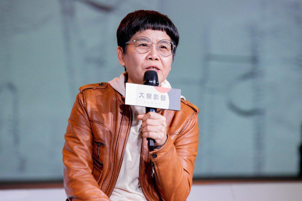 「我們與惡的距離」編劇呂蒔媛正為第二季進行田調作業。圖/大慕影藝提供