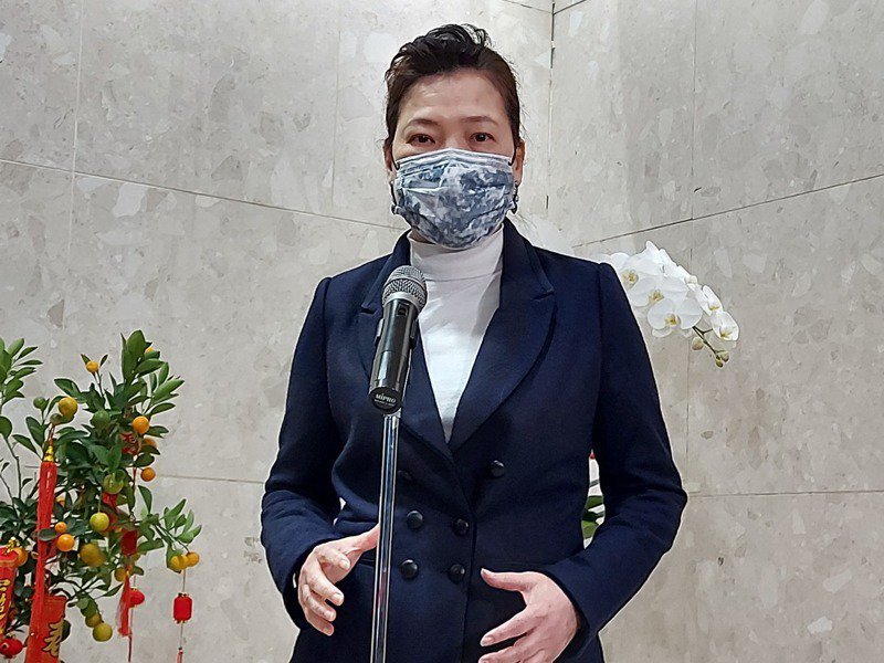 經濟部長王美花。記者黃有容/攝