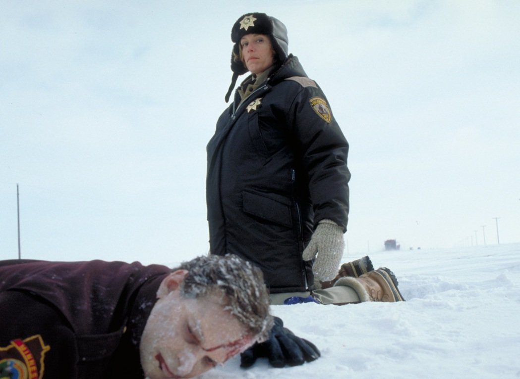 「冰血暴」。圖/金馬影展提供
